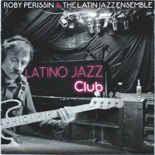 Latino Jazz Club cover