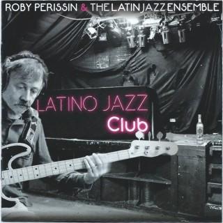 Latino Jazz Club cover