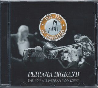 Perugia Big Band cover F